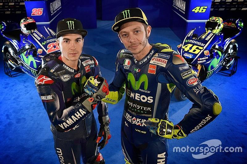 """Rossi: """"Maverick está preparado para luchar por el título"""""""