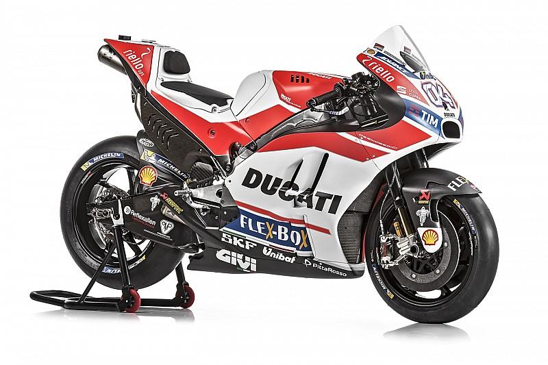 Ducati представила новый состав и ливрею 2017 года