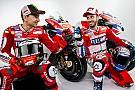 Ducati gaat vol voor de titel: