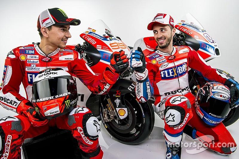 """Ducati gaat vol voor de titel: """"Er zijn geen excuses meer"""""""