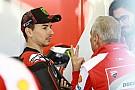 В Ducati отметили изменение менталитета с приходом Лоренсо