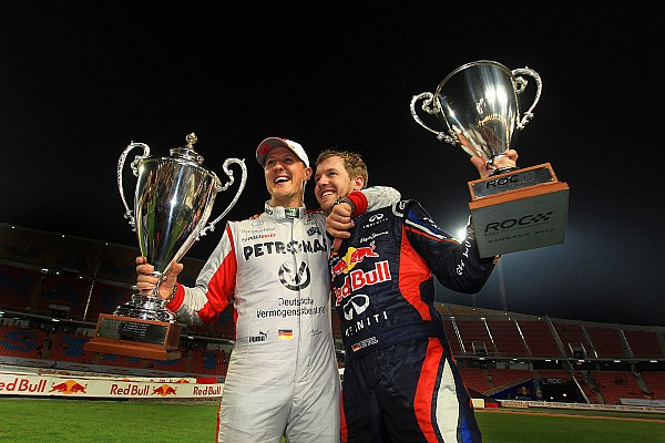Alle Sieger des Race of Champions seit 1988
