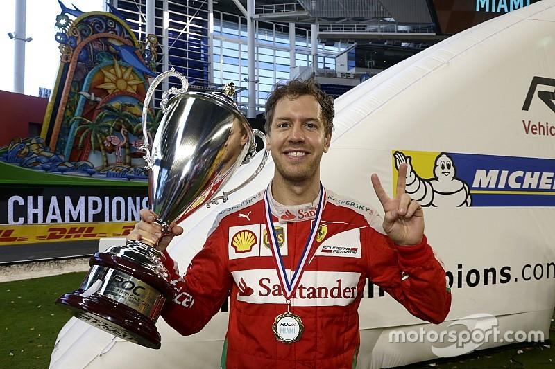 ROC 2017: Sebastian Vettel allein gewinnt Nationencup für Deutschland