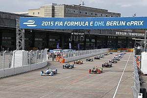 Формула E Новость Берлинский этап Формулы Е вернется в аэропорт «Темпельхоф»