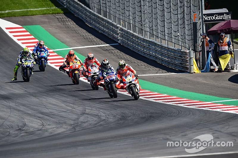 """Mateschitz: """"MotoGP é a categoria mais emocionante do mundo"""""""