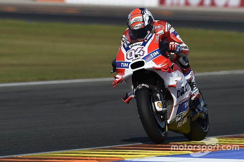 """Ware niveau Ducati wordt pas duidelijk in Jerez"", stelt Dovizioso"