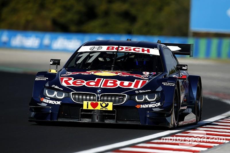 DTM-Champion Marco Wittmann will den 3. Titel