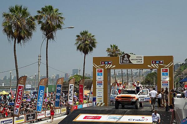 Dakar Nieuws Peru hoopt op terugkeer in Dakar Rally in 2018