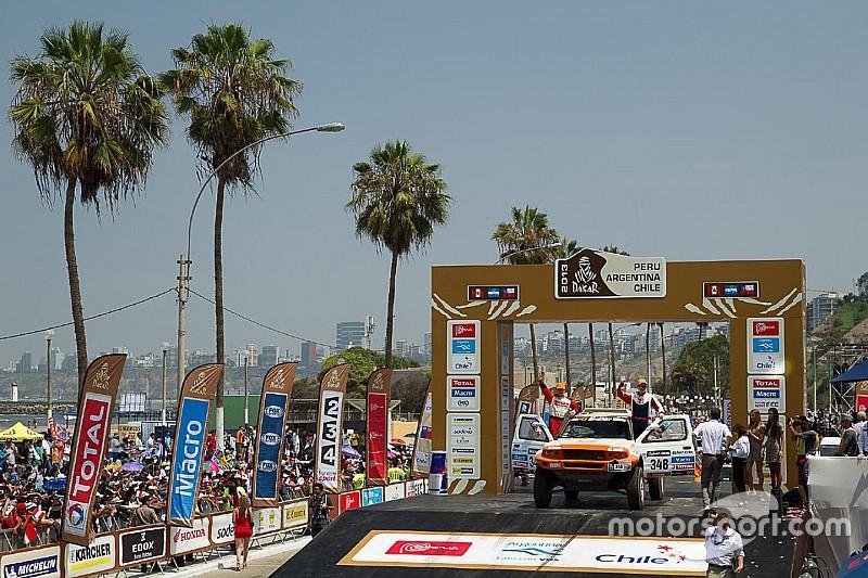 Peru hoopt op terugkeer in Dakar Rally in 2018