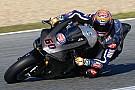 Van der Mark na Jerez-test: