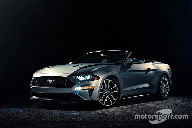 Ford презентував новий Mustang