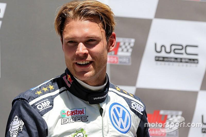 Миккельсен запланировал провести три ралли на VW в 2017 году