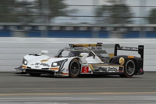 Daytona 24: Los Cadillac dominan la primera práctica