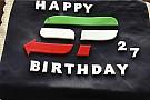 Así festejó Sergio Pérez su cumpleaños 27