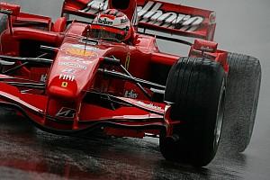 Formula 1 Özel Haber Geçmişe bakış: Raikkonen'in kullandığı araçlar