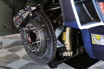 WRC Plus : disques de freins plus grands et refroidissement arrière