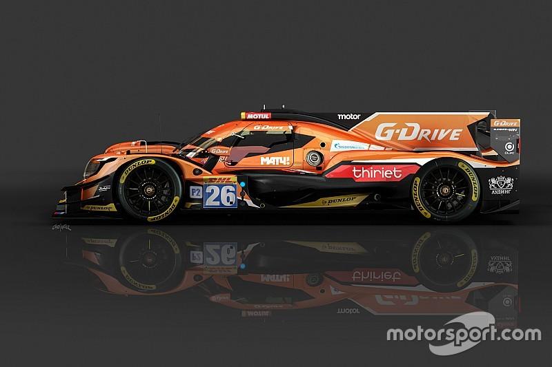 G-Drive en WEC avec Thiriet et le soutien de TDS Racing