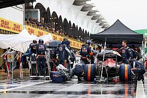 F1 Noticias de última hora Toro Rosso tuvo que arriesgarse para compensar el déficit de motor