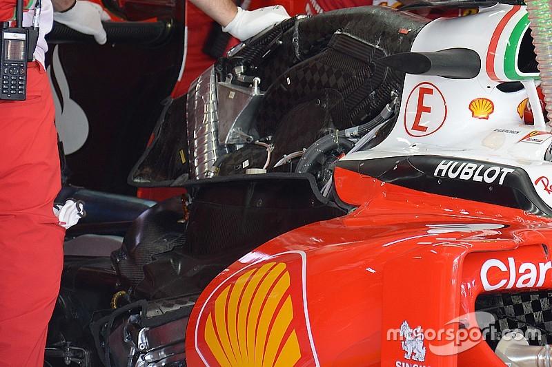 Ferrari innova con la impresión 3D para mejorar su motor