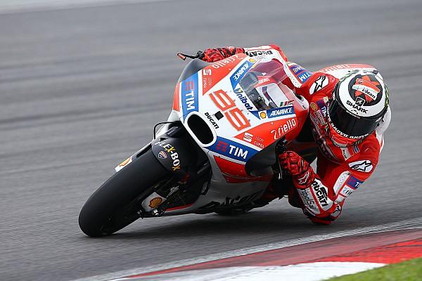 Lorenzo, Pirro'yu Ducati'nin pist analisti olarak seçti