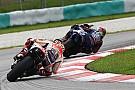 Marquez: Vinales terlihat lebih cepat dari Rossi