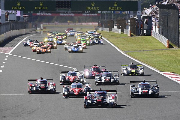 WEC Últimas notícias WEC revela lista de 28 carros para temporada 2017
