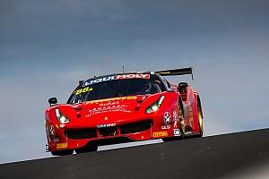其他耐力赛 排位赛报告 维兰德为法拉利夺下巴瑟斯特12小时杆位
