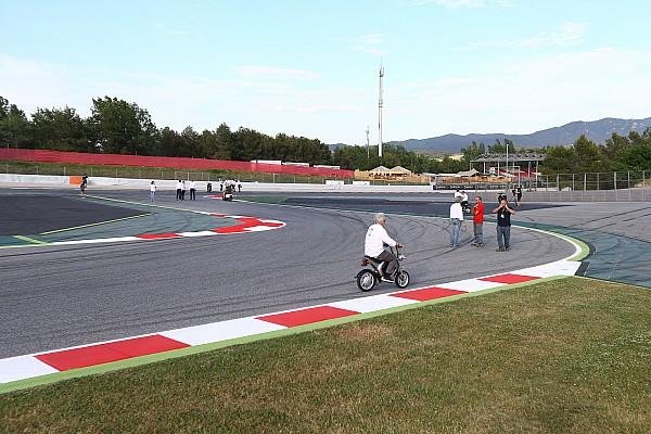 MotoGP Nieuws Werkzaamheden aan MotoGP-chicane Barcelona afgerond
