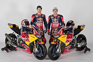 Superbike-WM News Hayden & Bradl in Superbike-WM 2017: Das Red Bull Honda Team