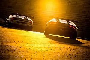 Lamborghini Super Trofeo Preview Scatta da Abu Dhabi il Lamborghini Super Trofeo Middle East