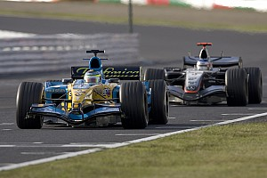 Formula 1 Özel Haber Formula 1'in en iyi yükselişleri