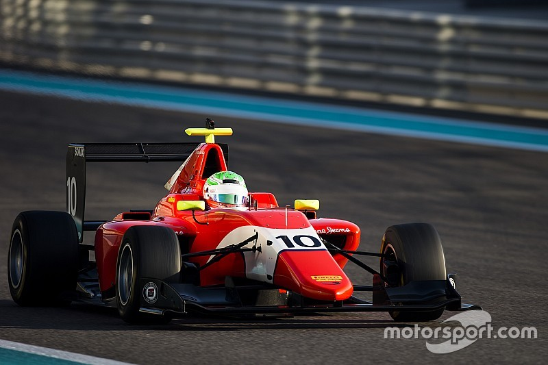 Arden anuncia su alineación completa de pilotos para la GP3 2017