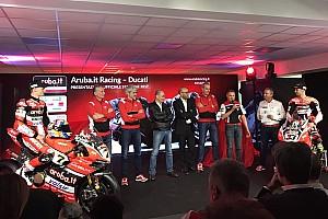 WSBK Ultime notizie Ducati: parte la caccia al titolo SBK 2017 con Davies e Melandri