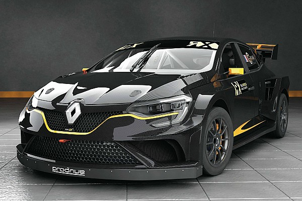 【WRX】ルノーとプロドライブ、2018年からWRX参戦を表明