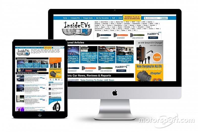 Motor1.com compra InsideEVs.com e contrata Sebastian Blanco