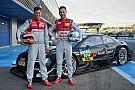 DTM Audi onthult teamindeling voor DTM-seizoen 2017