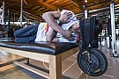 Foto's: De zware trainingsarbeid van Carlos Sainz