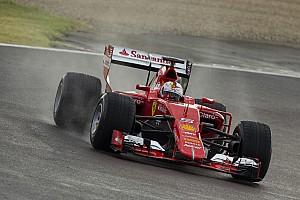 Formula 1 Breaking news Imbas kecelakaan Vettel, Ferrari batalkan tes ban basah Pirelli