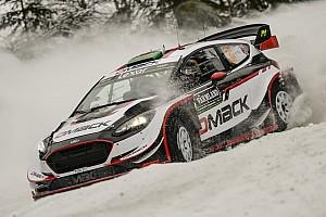WRC Ultime notizie Svezia, DMACK: corsa contro il tempo per riparare la Fiesta di Evans