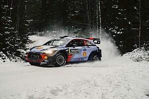 WRC Leg звіт Ралі Швеція: Ньовілль не залишає шансів конкурентам