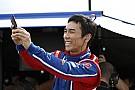 IndyCar 【インディカーテスト】佐藤琢磨が夕刻のテストセッションで3番手