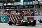 Galería: Así era la F1 hace 10 años