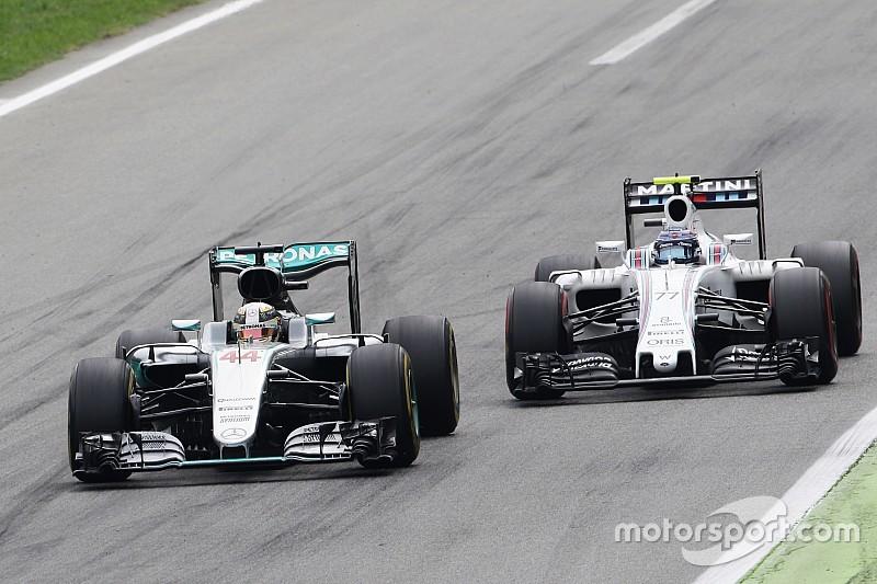 В новому сезоні Ф1 розклад сил не зміниться, упевнені в Williams