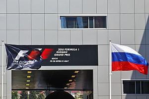 Forma-1 BRÉKING Az Orosz Nagydíj jövője is kérdéses lehet a Forma-1-ben?!