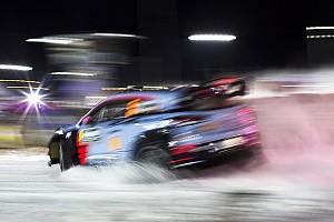WRC Etappenbericht WRC in Schweden: Unfall für Spitzenreiter Thierry Neuville