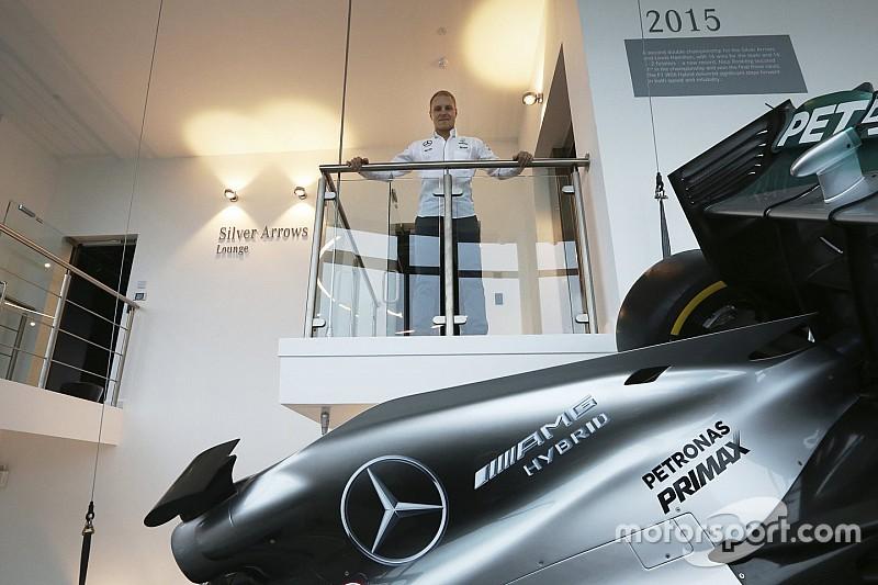 """Bottas rebate pai de Hamilton e diz: """"meta é título"""""""