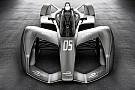 Formel E Designstudie: Sieht so das nächste Rennauto der Formel E aus?