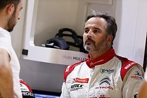 WTCC Réactions Muller réfute les rumeurs d'un retour au volant