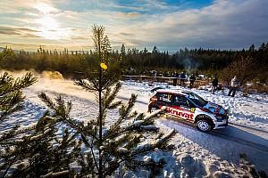 WRC Toplijst Foto's: de mooiste beelden uit de Rally van Zweden