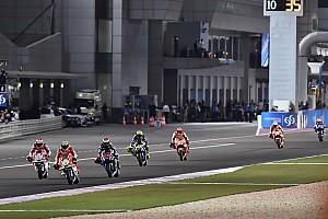 MotoGP Son dakika Katar MotoGP yarışı artık yağmurdan dolayı ertelenmeyecek